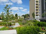 Grésillons : jardin public