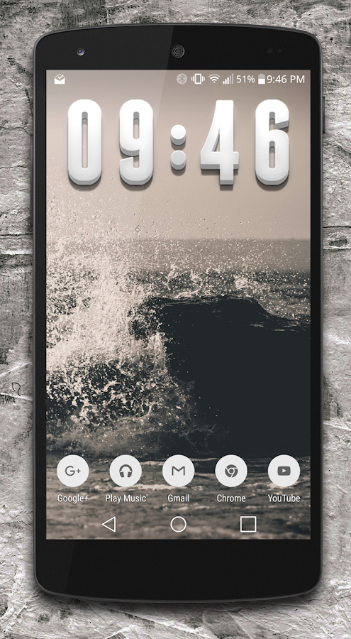 Kube Zooper widget pack Screenshot 6