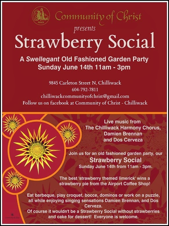 Stawberry Social