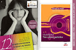 """Presentación de """"Tres Colores porteños"""" de Claudia Montero, por Editorial Piles y que será interpretada dentro del Concierto posterior. Claudia Montero acaba de recibir el Premio Grammy Latino 2014, Mejor Composición Clásica Contemporánea."""