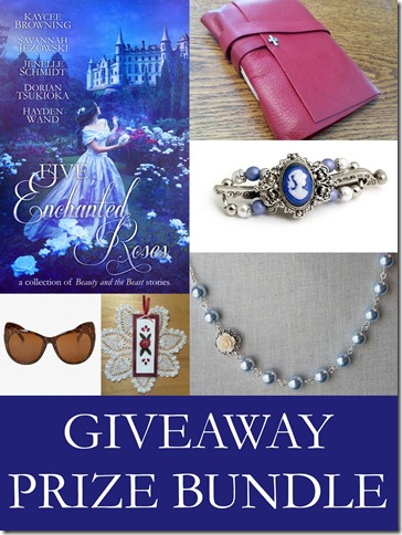 Five Enchanted Roses Giveaway