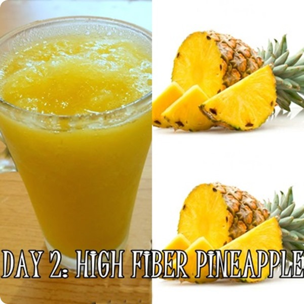 Fresh Code High fiber pineapple