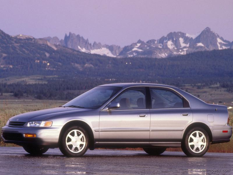1996 Honda Accord Sedan 1994-honda-accord-sedan