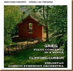 Grieg Concierto Piano Curzon