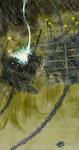 <strong>Storm, Fall.</strong> <em>Digital Media, 2012. Episode Art for Our Fair City.</em>