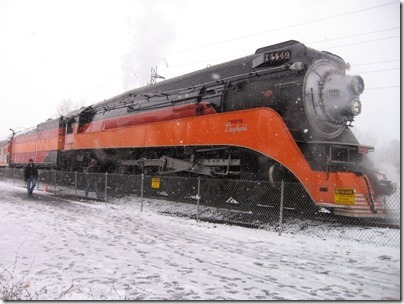 IMG_4800 Southern Pacific Daylight GS-4 #4449 at Oaks Park in Portland, Oregon on December 14, 2008
