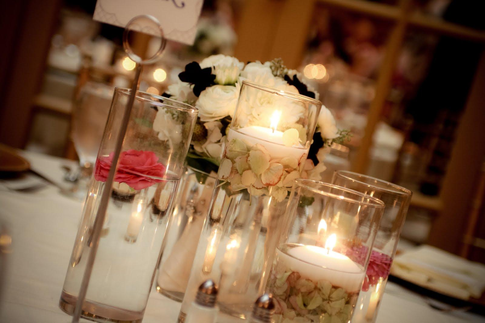 GLASS VASE WEDDING