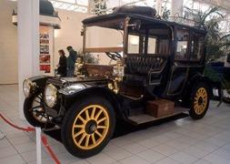 Panhard 1908 X