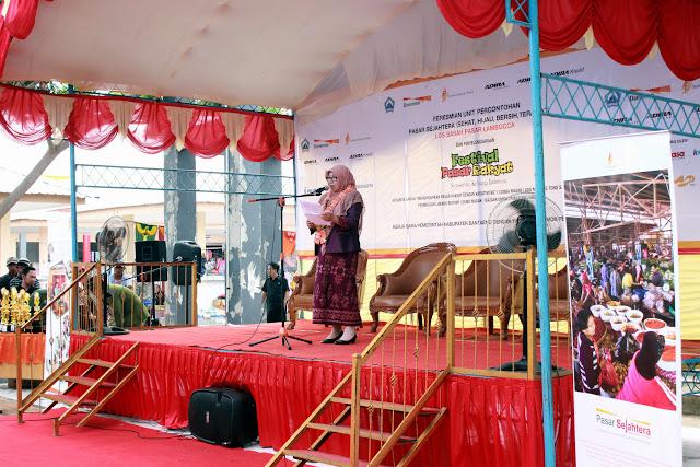 Pasar Lambocca Bantaeng, Modernisasi Tradisional-18