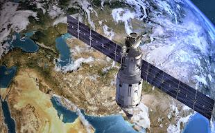 Image of Spy Satellite Camera