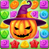 Download Candy witch : Halloween party APK to PC
