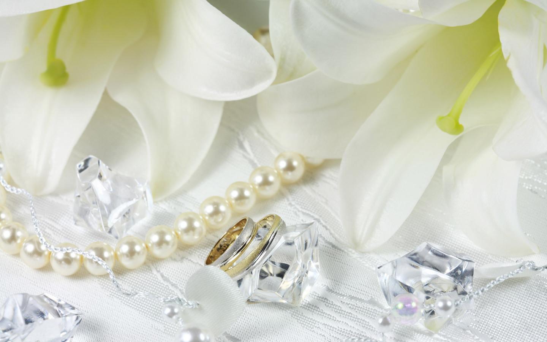 Previous, Holidays - Weddings - Wedding rings wallpaper