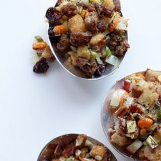 Apple, Pecan and Dill Stuffing