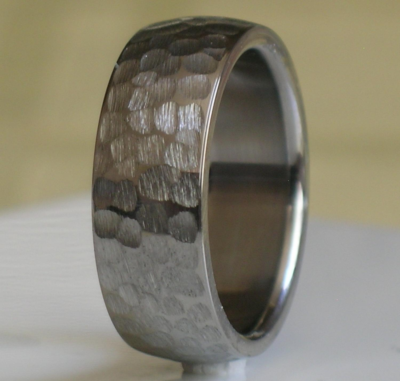 Titanium Wedding Band Comfort