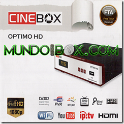 CINEBOX OPTIMO HD