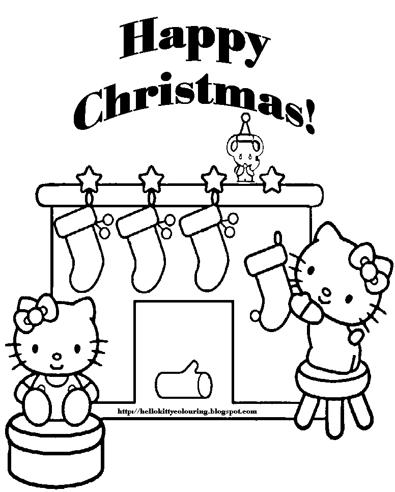 free christmas coloring book pages - christmas coloring book pictures to color TheHolidaySpot