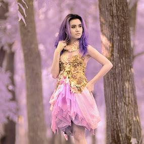 Nadya #2 by Sugeng Hariyanto - People Fashion
