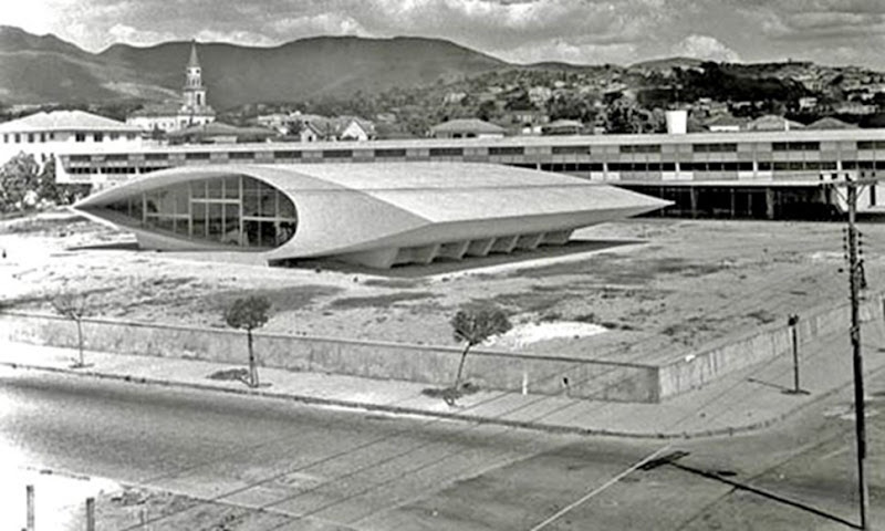 Colegio Estadual Central - Oscar Niemeyer