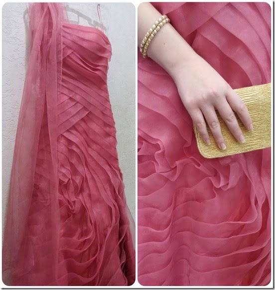 vestido drapeado B Camarim-002