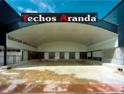 Techos en Isla Cristina