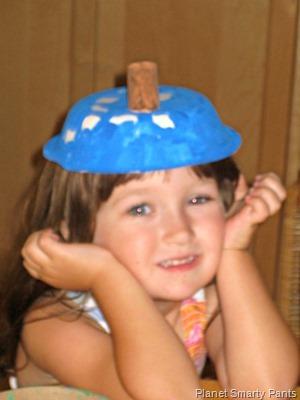 Smurf-Hat