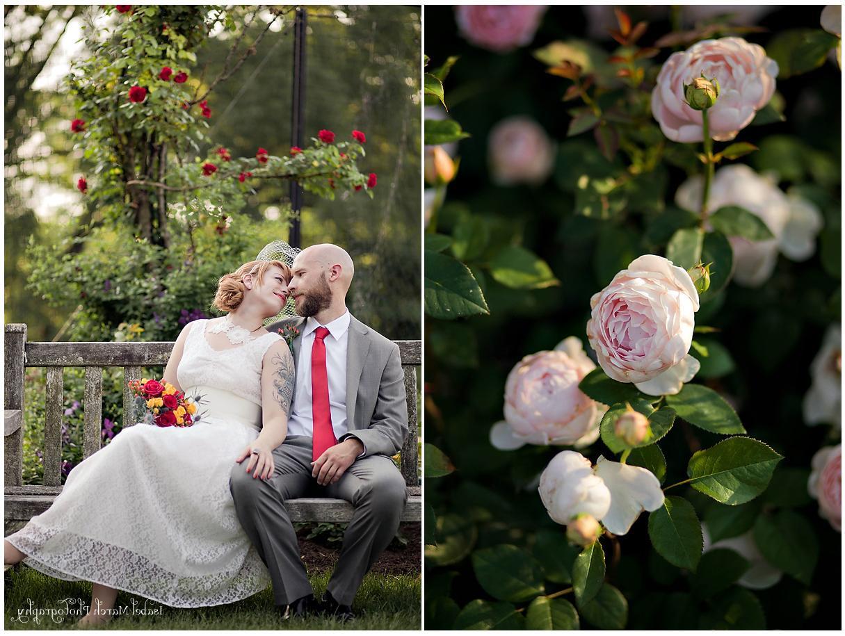 Morris Arboretum Wedding: