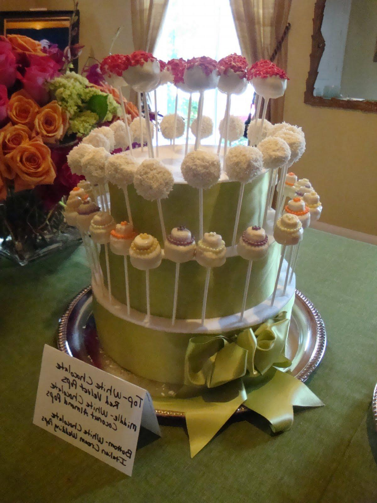 cake wedding dress