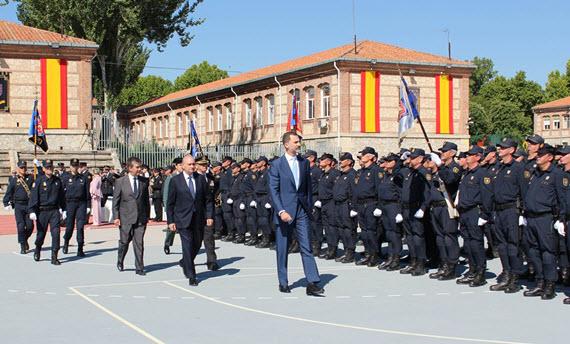 25 años de las Unidades de Intervención Policial (U.I.P.)