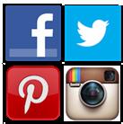 Sigue a Adidas Pádel en las redes sociales