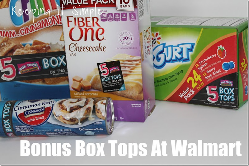 #ad Box-Tops #BTFE