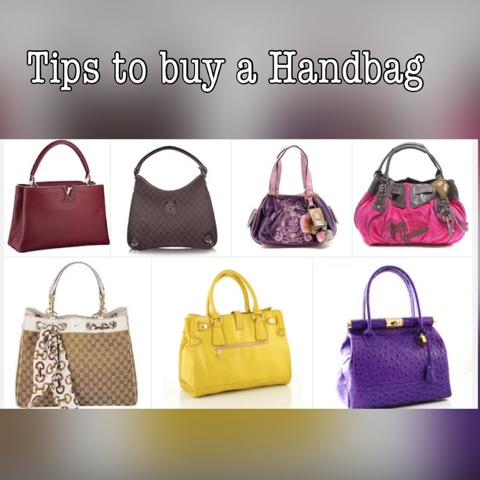tips to buy a handbag, which handbag suits you, rules to buy a handbag