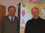 Dr. Gerhard Zecha und Dr. Alexander Hieke