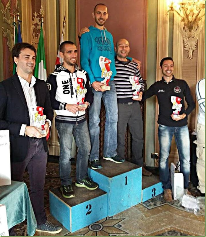 premiazioni M35 PdO 2015