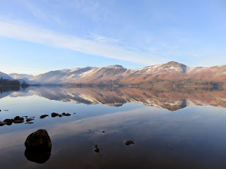 Early Morning Light on Derwentwater