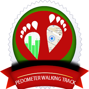 Pedometer Walking Track for Android