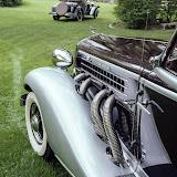 1936 Auburn 852 - Plaubel Makina 67