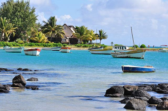 Mauritius Rivière du Rempart Cap Malheureux