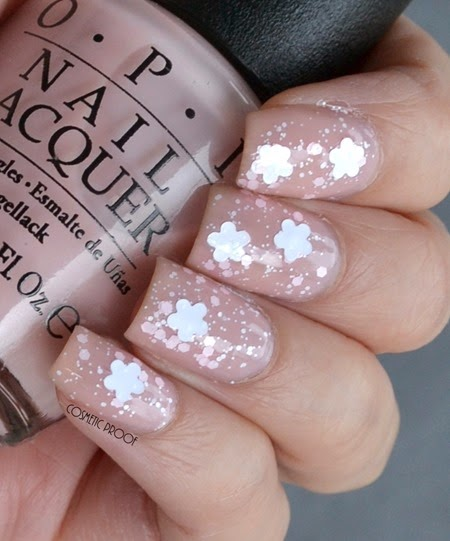 OPI Softshades Put It In Neutral and Petal Soft  Swatch Review (2)