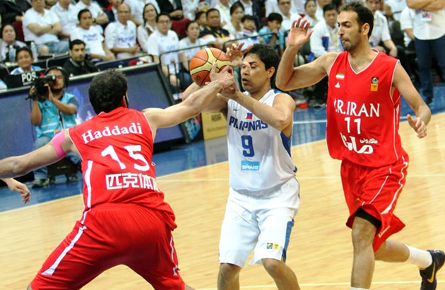 Image of Gilas Pilipinas Losses for the Second Time Against Iran