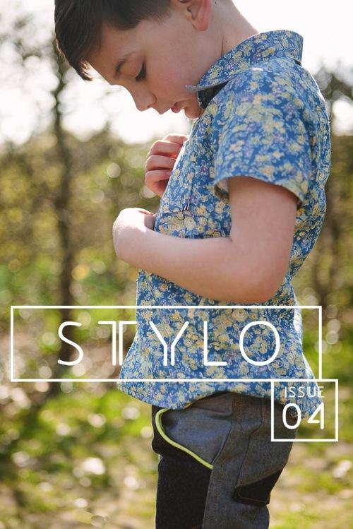 Liberty Theo Shirt Stylo