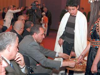 Nouvel an amazigh 2966 Azzedine Mihoubi – La promotion de tamazight langue officielle consolide l'identité nationale