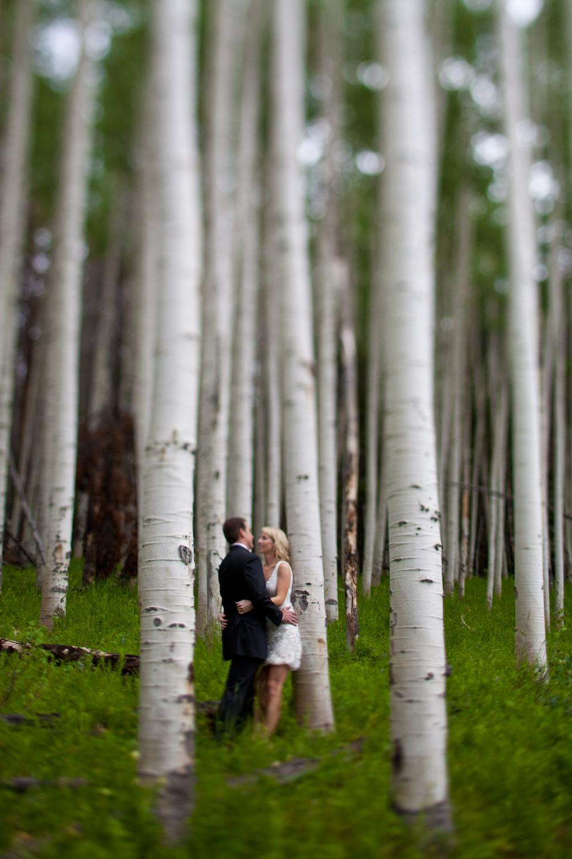Small Beaver Creek Wedding