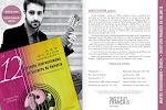 Concierto de guitarra de Armen Doneyan (Francia). En el Salón de Actos del Instituto Francés de Valencia.