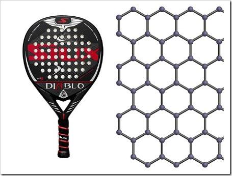La nueva Siux Diablo fabricada con grafeno: más resistente, más ligera revoluciona el mercado.