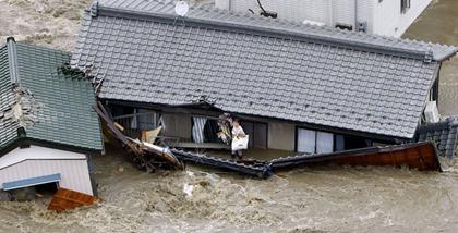 Consulado de Tóquio visitará vítimas das enchentes
