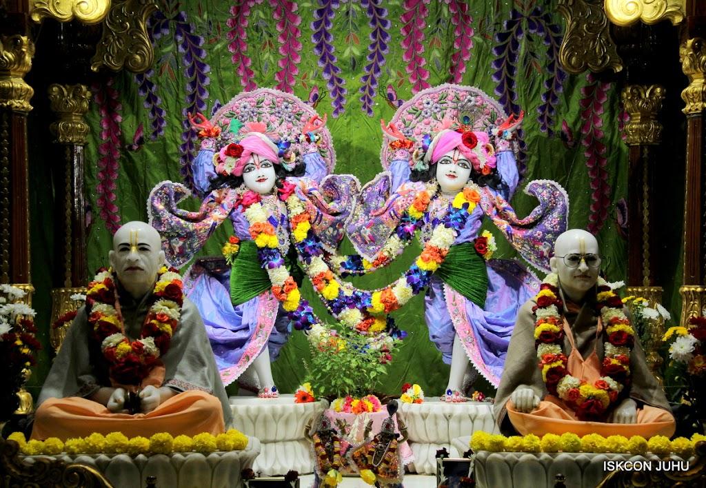 ISKCON Juhu Sringar Deity Darshan 11 Feb 16 (46)