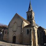 Eglise Saint-Martin de Chevreuse