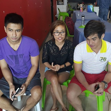 RK Bagatsing, Karen Dematera, MJ Cayabyab