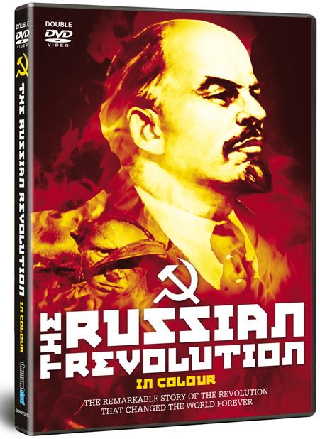 Rewolucja pa�dziernikowa w kolorze / The Russian Revolution in Colour (2004) PL.TVRip.XviD / Lektor PL