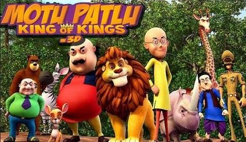 Motu Patlu - King Of Kings Movie Download In Hindi 720p Downloadgolkes